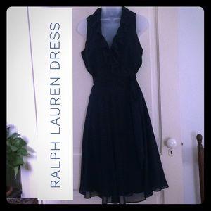 🆕Ralph Lauren Wrap Dress-NWOT